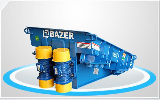 equipment vibrating screeners conveyors feeder vibratory feeders carrier